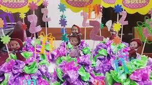Masha Y El Oso Ideas Para Cumpleanos Torta Candy Bar