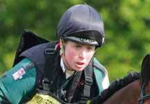 Injured eventer Polly Williamson on the mend - Horse & Hound