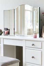 tri fold dressing table mirror from