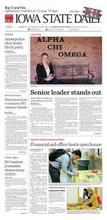 4.14.11 by Iowa State Daily - issuu