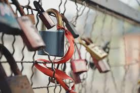 Chain Link Fence Locks Locked Free Photo On Pixabay