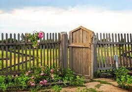 25 unique fence gate ideas for 2020