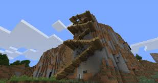 Need Suggestions For Railings Details On A Large Exterior Staircase Minecraft