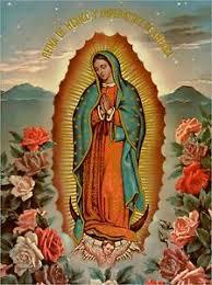 virgen de guadalupe virgin mary poster