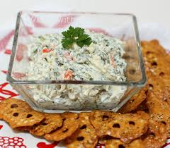 knorr clic spinach dip wives with
