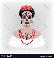 day of the dead royalty free vector