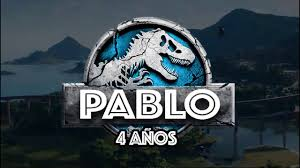Invitacion Jurassic World Youtube