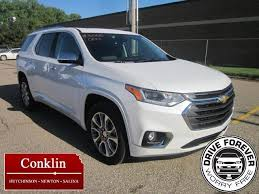 2019 chevrolet traverse in
