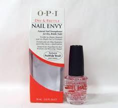 opi nail envy strengthener for dry