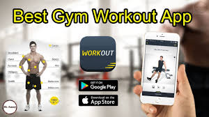 gym workout app 2019 i best fitness app