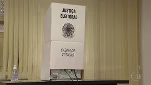 Justiça Eleitoral muda alguns locais de votação para evitar aglomerações |  Jornal Nacional