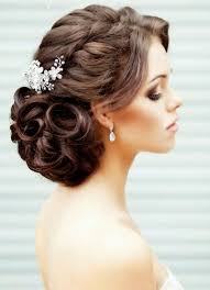 أجمل تسريحات شعر العروس Today M Com