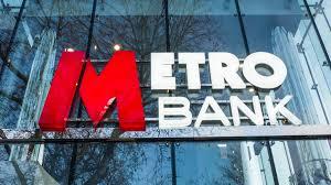 130 000 metro bank customers to get