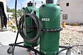 propane tanks transformed into extreme
