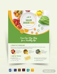 health flyer exles templates word