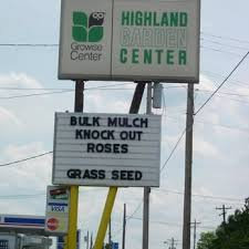 highland garden center nurseries