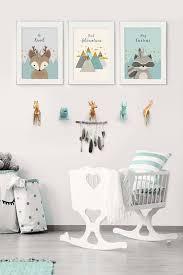 Mix Match Wall Hooks Wall Hook Coat Hook Rack Monochrome Etsy Baby Room Wall Art Baby Room Wall Woodland Nursery Prints