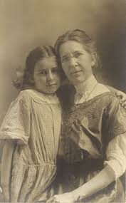 Portrait photograph of Rosa Smith Eigenmann and her daughter | Library  Digital Collections | UC San Diego Library | Photographer, San diego  library, Portrait
