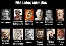 -Los filósofos suicidas (Una pequeña y... - Sociedad De Filosofía Aplicada  | Facebook