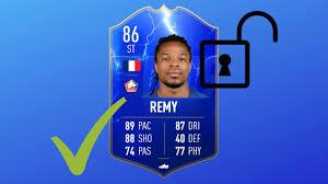 TOTS MOMENTS SBC LOIC REMY SBC - COMPLETE CHEAP - FIFA 19 TOTS SBC ...