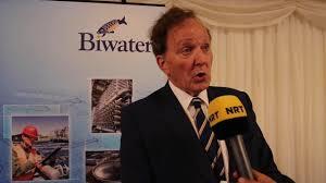Adrian White- Biwater Chairman - YouTube