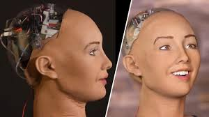 Sophia; el robot más avanzado del mundo