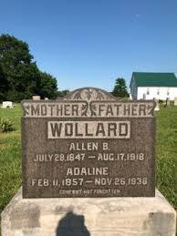 "Narcissus Adeline ""Adeline"" Holmes Wollard (1857-1938) - Find A Grave  Memorial"