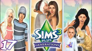 Let's Play : The Sims 3 Generations S2 - ( Part 17 ) - Father & Son Fishing