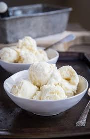vanilla keto ice cream the roasted root