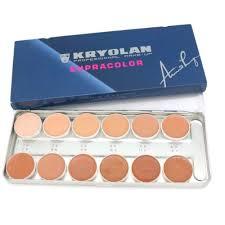 kryolan professional makeup pack size