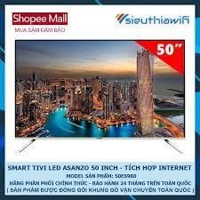 Smart TV ASANZO 32 INCH 32ES900/32S900T Có DVB-T2 - MuaZii