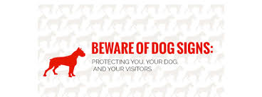 Beware Of Dog Signage That Can Decrease Dog Liability