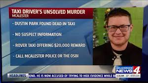 Oklahoma family offering $20,000 for information on taxi driver's murder |  KFOR.com Oklahoma City