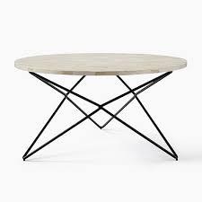Adeline Bone Inlay Coffee Table