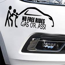Newest Gas Quotes Stickers On The Car Hood Tailgate Side Window Decal Car Sticker Decoration Sweet Auto Decorate Car Stickers Aliexpress