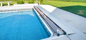 Automatic Retractable Safety Pool Covers Latham Pool Products Latham Pools