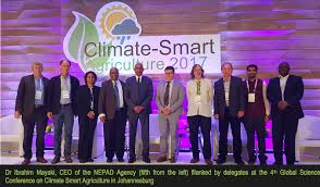 scaling up climate smart agriculture for inclusive development