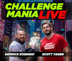 Challenge Mania Live - Carolines on Broadway