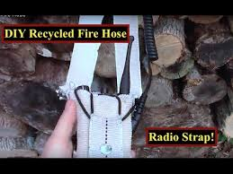 fire hose radio strap you