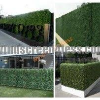 6 By 10 Artificial Faux Ivy Leaf Privacy Fence Screen Decoration Panels Windscreen Patio Artificial Topiary Privacy Fence Screen Artificial Hedges