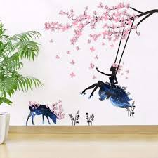 Romantic Fairy Decal Home Decor Decals Picture Perfect Home Decor