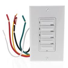 led timer switch wiring programmable