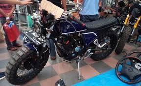 jokowi tertarik motor scorpio 225 cc