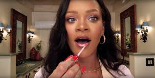 fenty beauty makeup tutorial for vogue