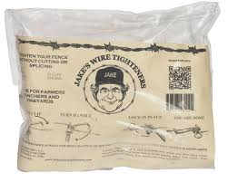 Jake S Wire Tighteners Bag Of Fence Tightener Clips Huber Ag Equipment Ltd