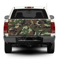 Product Camouflage Camo Military Tailgate Decal Sticker Wrap Pick Up Truck Suv Car
