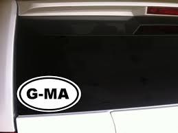 Grandma Car Decal Vinyl Sticker 6 Etsy