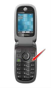 Hard Reset for Motorola V230