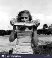 14 year old Priscilla Stevens at the Florida Watermelon Festival Stock  Photo - Alamy