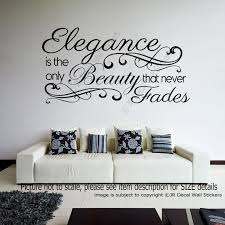 You Never Know Until You Live Wall Decal Vinyl Art Sticker Quote Lettering M12